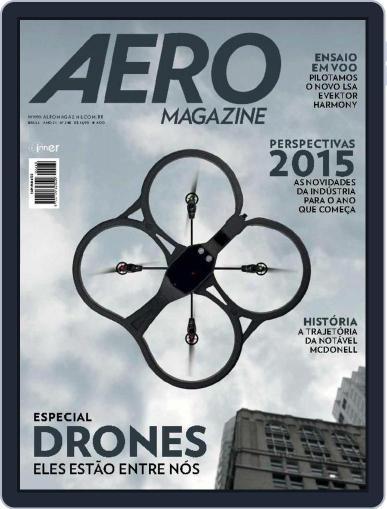 Aero (Digital) January 20th, 2015 Issue Cover