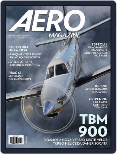 Aero (Digital) November 7th, 2014 Issue Cover