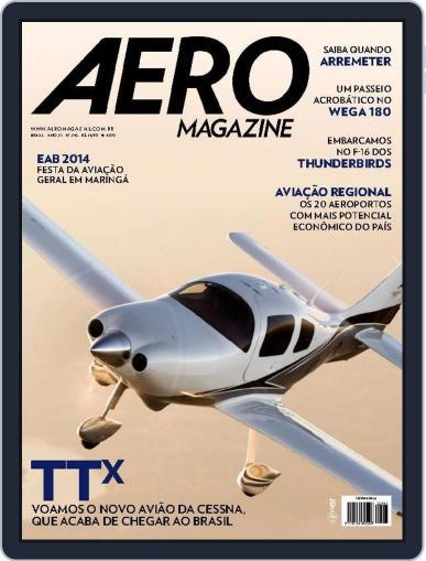 Aero (Digital) October 3rd, 2014 Issue Cover