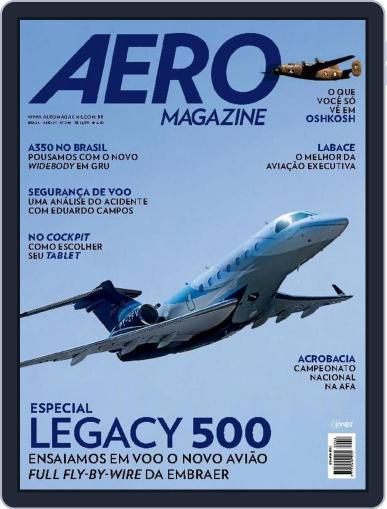 Aero September 1st, 2014 Digital Back Issue Cover
