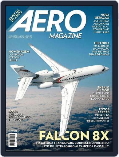 Aero (Digital) April 30th, 2014 Issue Cover