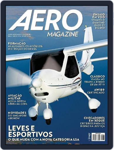 Aero (Digital) January 31st, 2014 Issue Cover