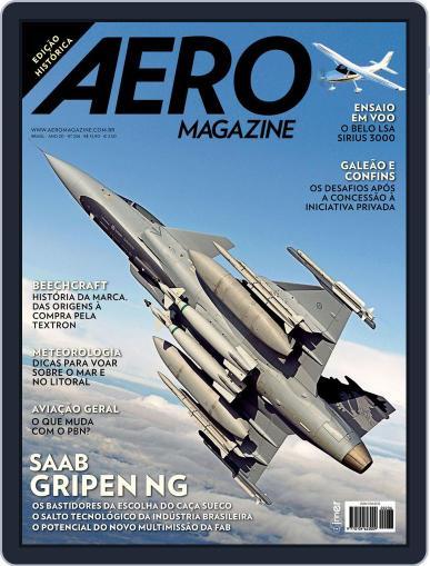 Aero (Digital) January 23rd, 2014 Issue Cover