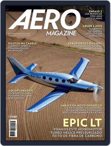 Aero (Digital) December 15th, 2013 Issue Cover