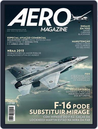 Aero (Digital) November 5th, 2013 Issue Cover