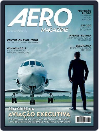 Aero (Digital) August 29th, 2013 Issue Cover