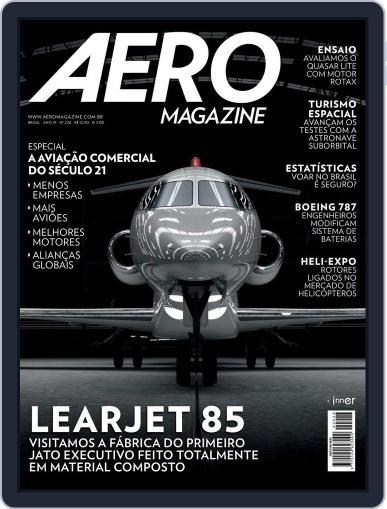 Aero (Digital) March 26th, 2013 Issue Cover