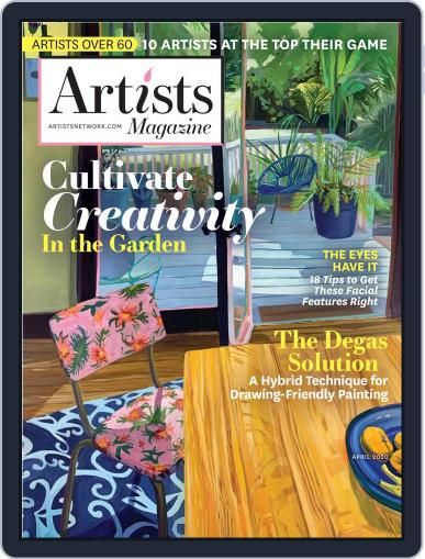 Artists (Digital) April 1st, 2020 Issue Cover