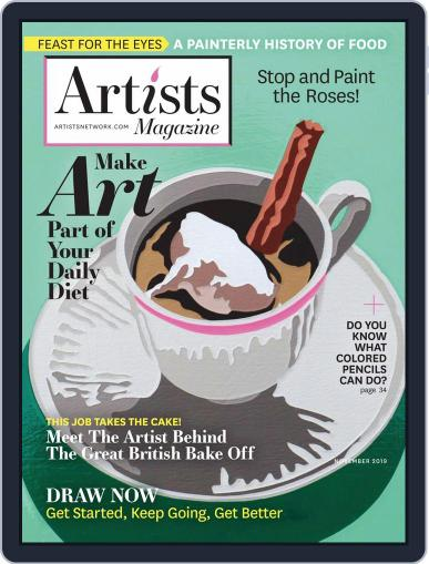 Artists (Digital) November 1st, 2019 Issue Cover