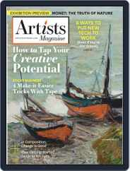 Artists (Digital) Subscription October 1st, 2019 Issue