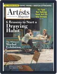 Artists (Digital) Subscription June 1st, 2019 Issue