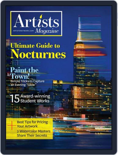 Artists (Digital) December 1st, 2018 Issue Cover