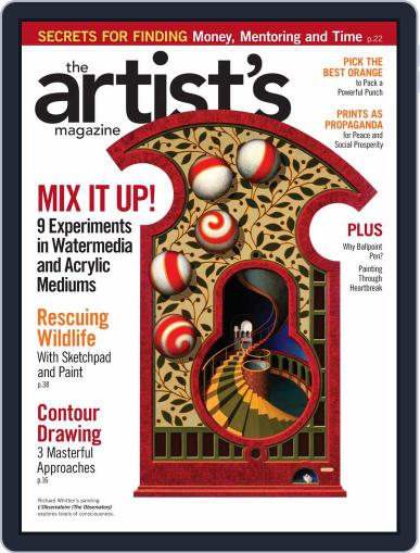Artists (Digital) October 1st, 2017 Issue Cover