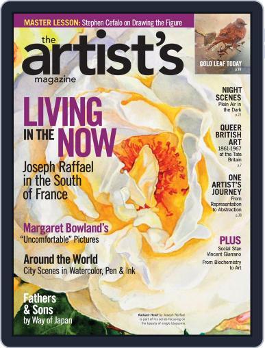 Artists (Digital) September 1st, 2017 Issue Cover