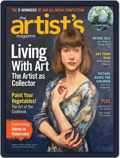 Artists July 1st, 2017 Digital Back Issue Cover
