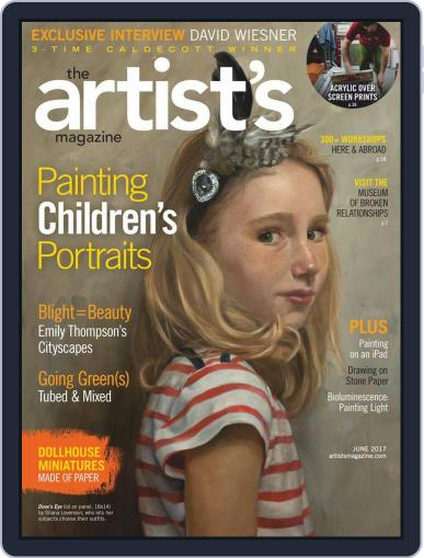 Artists (Digital) June 1st, 2017 Issue Cover