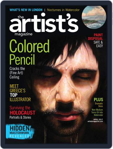 Artists (Digital) April 1st, 2017 Issue Cover
