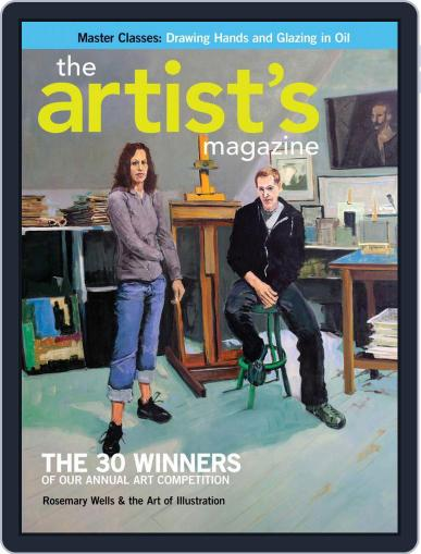 Artists (Digital) January 1st, 2017 Issue Cover