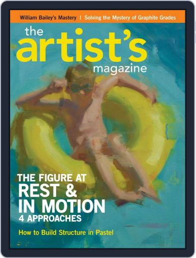 Artists (Digital) November 1st, 2016 Issue Cover