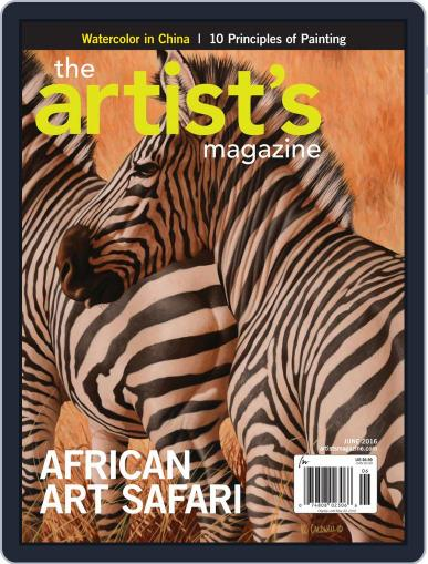 Artists (Digital) April 26th, 2016 Issue Cover