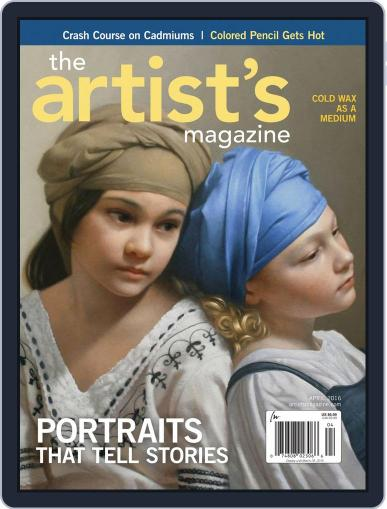 Artists (Digital) February 23rd, 2016 Issue Cover