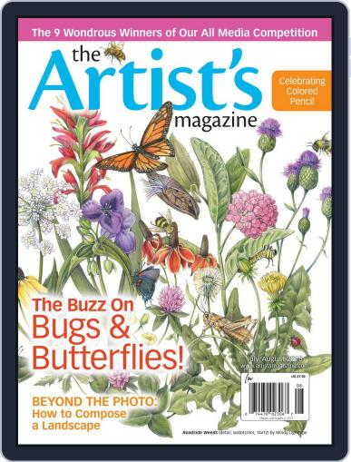 Artists (Digital) June 2nd, 2015 Issue Cover