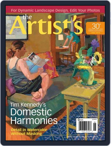 Artists (Digital) April 29th, 2014 Issue Cover