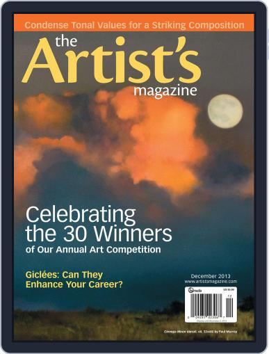 Artists (Digital) October 22nd, 2013 Issue Cover