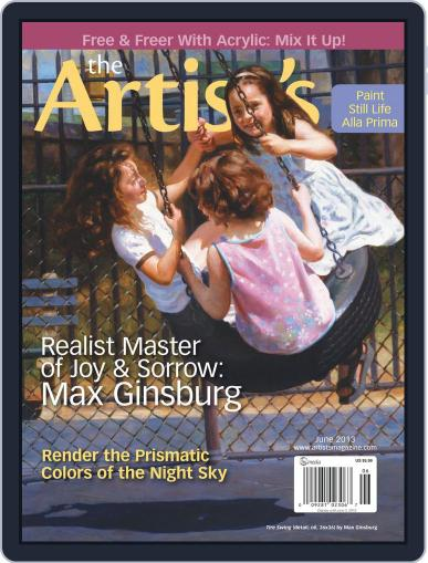 Artists (Digital) April 16th, 2013 Issue Cover