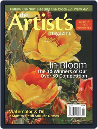 Artists (Digital) January 15th, 2013 Issue Cover