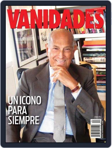Vanidades Puerto Rico (Digital) November 17th, 2014 Issue Cover