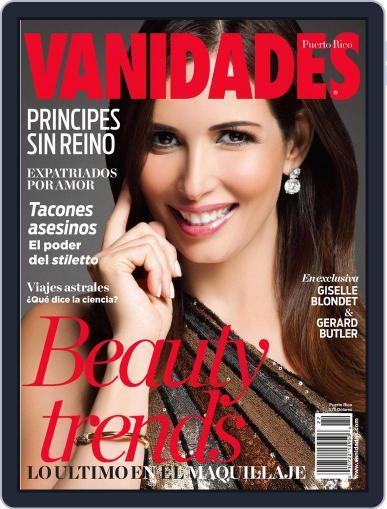 Vanidades Puerto Rico (Digital) October 20th, 2014 Issue Cover