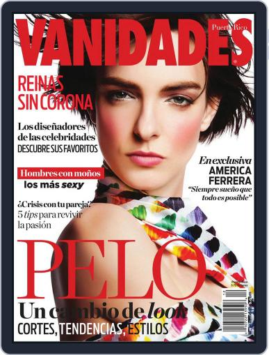Vanidades Puerto Rico June 2nd, 2014 Digital Back Issue Cover