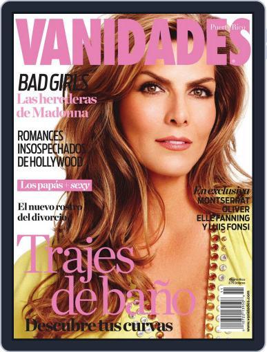 Vanidades Puerto Rico May 19th, 2014 Digital Back Issue Cover