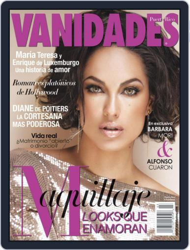 Vanidades Puerto Rico (Digital) January 27th, 2014 Issue Cover