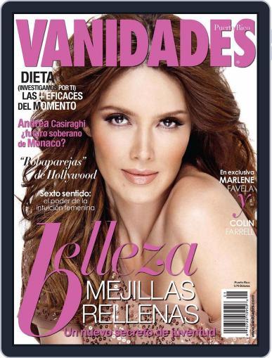 Vanidades Puerto Rico (Digital) December 30th, 2013 Issue Cover