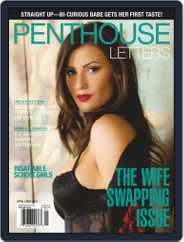 Penthouse Letters (Digital) Subscription April 1st, 2019 Issue