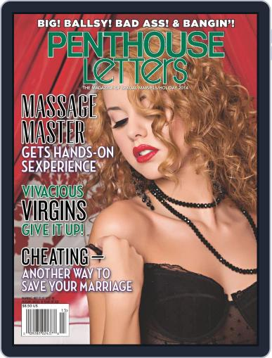 Penthouse Letters (Digital) October 1st, 2014 Issue Cover