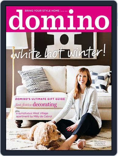 domino December 2nd, 2014 Digital Back Issue Cover