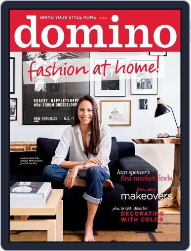domino (Digital) September 9th, 2014 Issue Cover