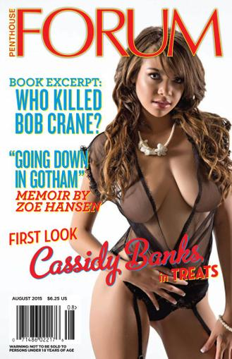 Penthouse Forum July 7th, 2015 Digital Back Issue Cover