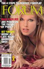 Penthouse Forum (Digital) Subscription February 2nd, 2006 Issue