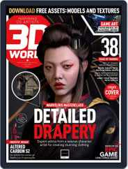 3D World (Digital) Subscription June 1st, 2020 Issue