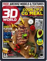 3D World (Digital) Subscription May 1st, 2020 Issue