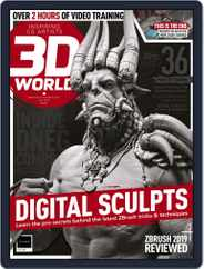 3D World (Digital) Subscription July 1st, 2019 Issue
