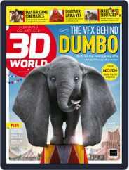 3D World (Digital) Subscription June 1st, 2019 Issue