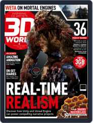 3D World (Digital) Subscription February 1st, 2019 Issue