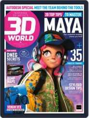 3D World (Digital) Subscription October 24th, 2018 Issue