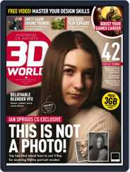 3D World (Digital) Subscription August 1st, 2018 Issue