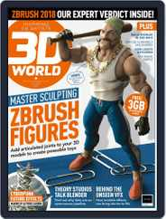 3D World (Digital) Subscription July 1st, 2018 Issue
